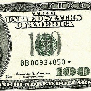 The 100 bill is about to go through some more changes to deter