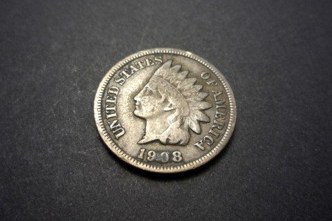 See the 1908 Indian Head penny value here.