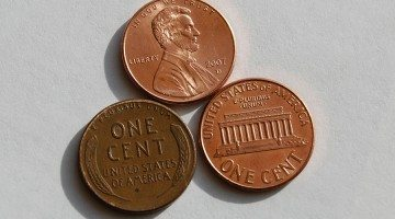 The New Lincoln Penny!