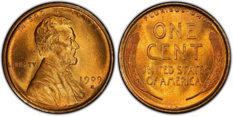 1909 Penny Value