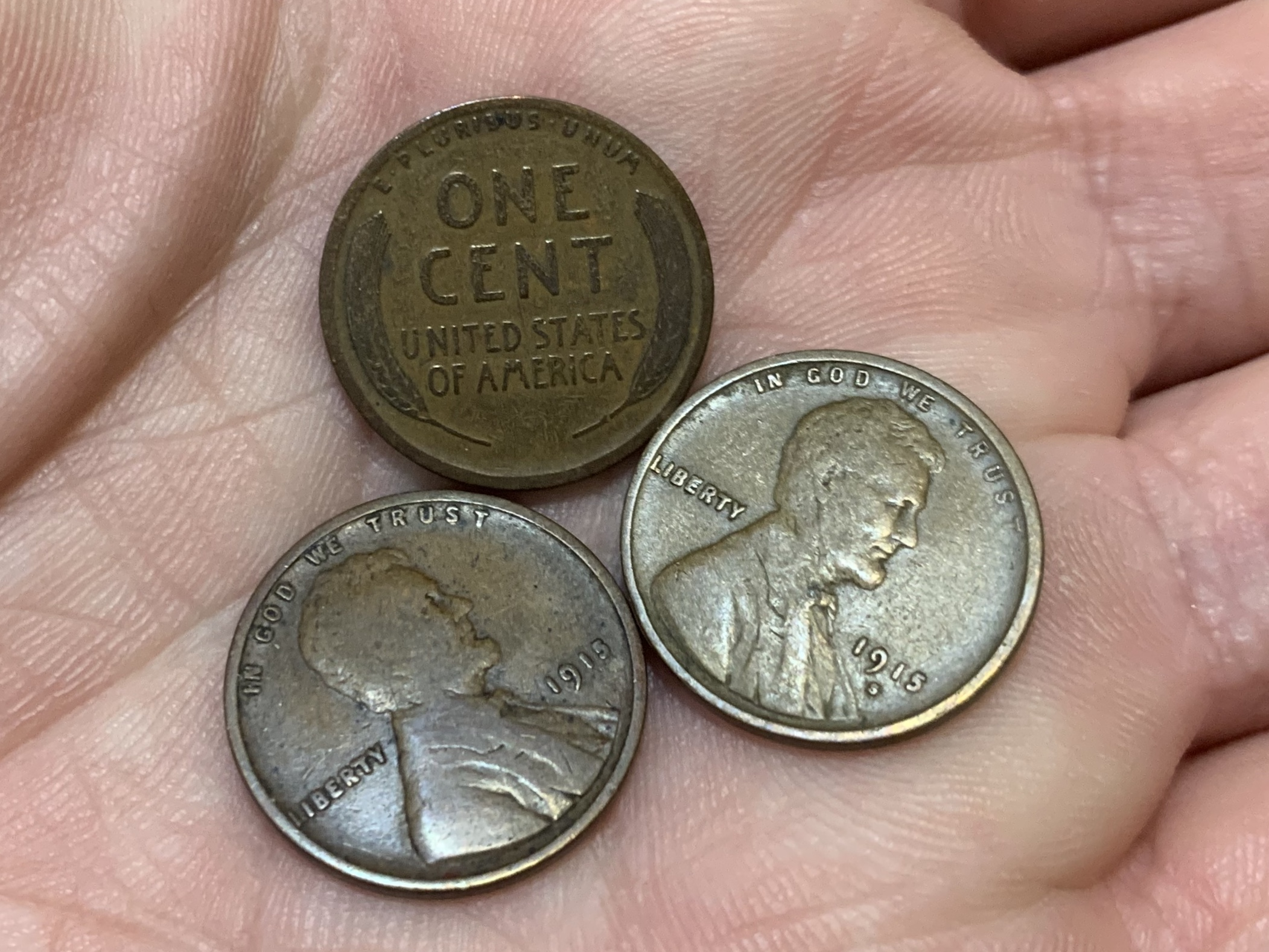 How Much Is A 1915 Penny Worth? See The Current 1915 Wheat