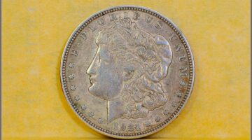 What Is A 1921 Silver Dollar Worth? Here's The Current 1921 Silver Dollar Value + How To Tell A Morgan Dollar From A Peace Dollar