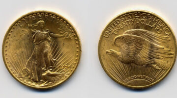 2009 Ultra-High Relief Double Eagle Gold Coins… And A Little About High Relief vs. Regular Relief Coins