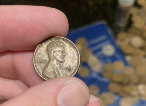 1928 penny value guide