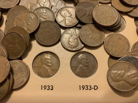 1933 penny value guide