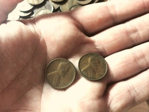1934 penny value guide