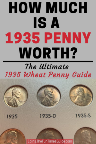 How much is a 1935 penny worth?