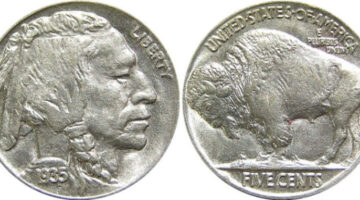 Little-Known Facts About Buffalo Nickels And How Much They Are Worth