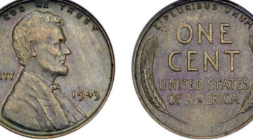 1943 Lincoln Cents: The Value of Steel vs Copper Pennies
