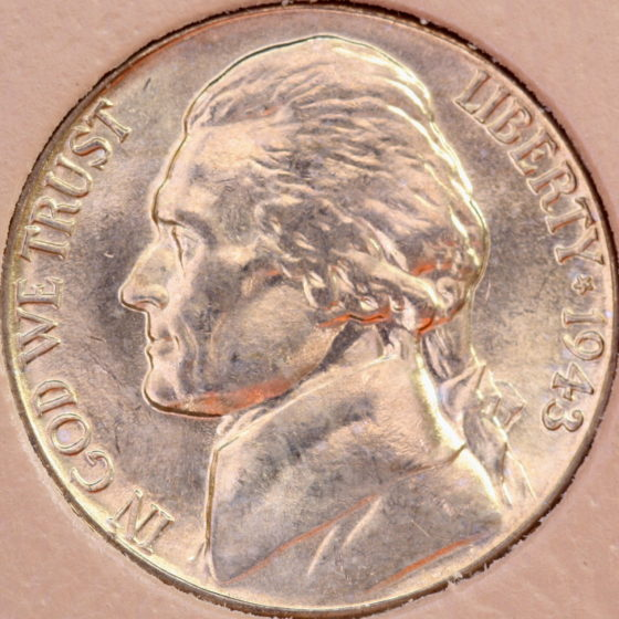 Some 1943 nickels are worth more than $15,000... See if you have one of them here!