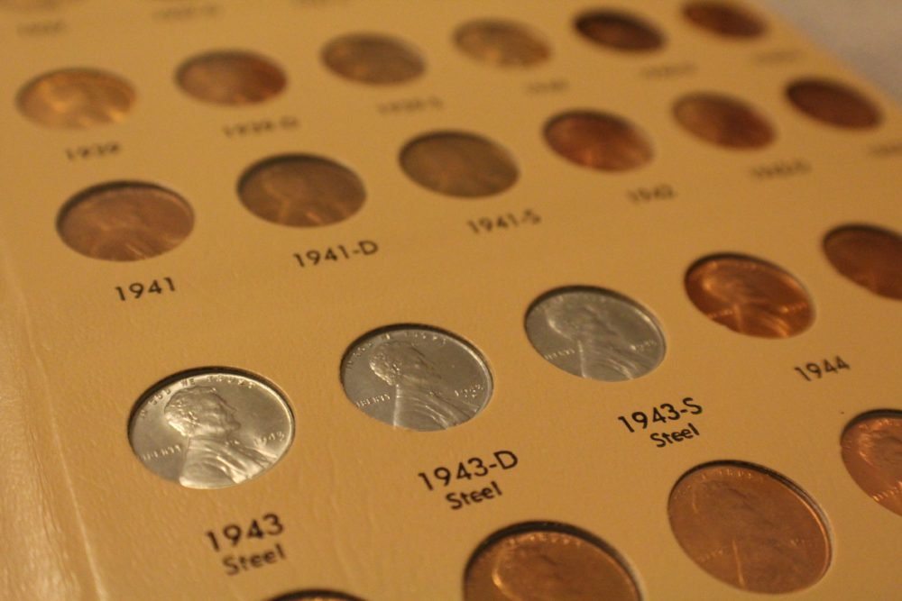 1943 penny value what are 1943 pennies worth find out here the u s coin guide. Black Bedroom Furniture Sets. Home Design Ideas