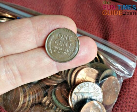 71st Anniversary Collectible Coin 1950 D Wheat Penny Delaware Mint
