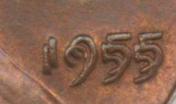 1955 Penny Value