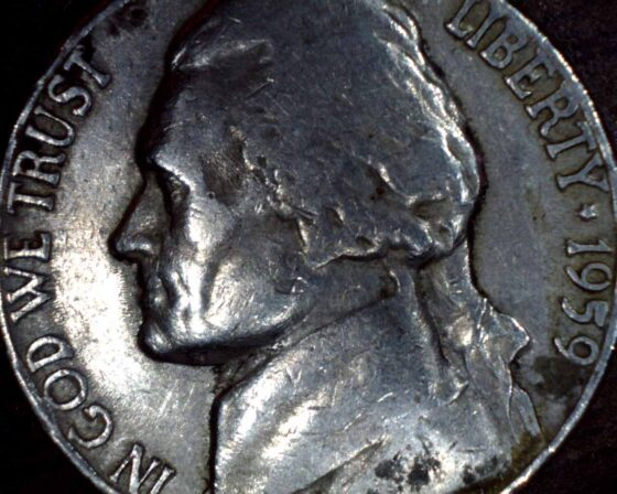 All 1959 nickels are worth more than face value? See how much your 1959 nickel is worth here!