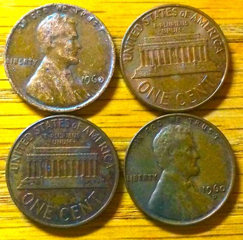 1960 Penny Value - 1960 penny worth