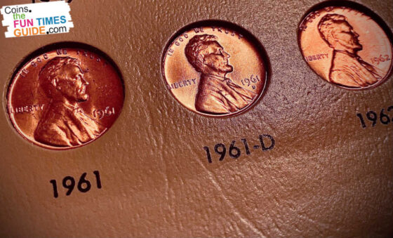 All 1961 pennies are worth more than face value - some have sold for more than $5,000! See how much your 1961 pennies are worth here!