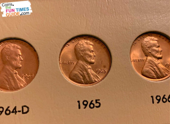 Some 1965 pennies are worth thousands of dollars! See what the value of yours is here!