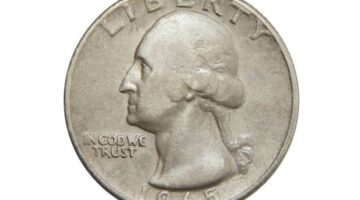 How To Tell If You Have A Rare 1965 Silver Quarter Worth $7,000 + A List Of Other Rare Transitional Error Coins To Look For