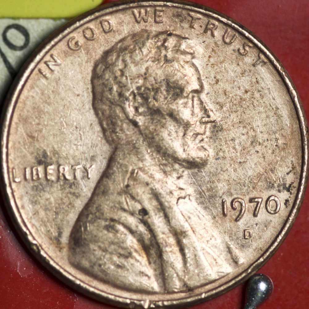 What's The Current 1970 Penny Value? Here's What The 1970-S