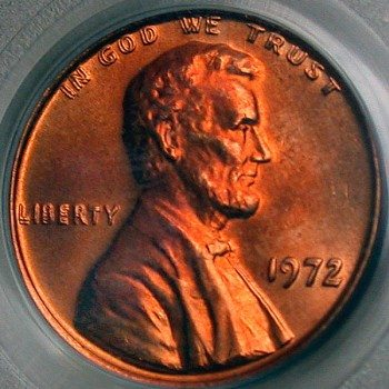 doubled die penny