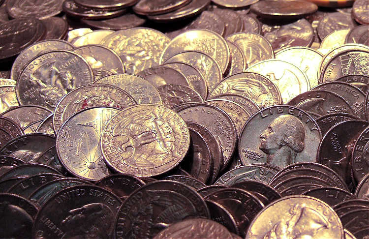 Looking For 1975 Quarters? Here's Why You'll Never Find A 1975 U.S. Quarter