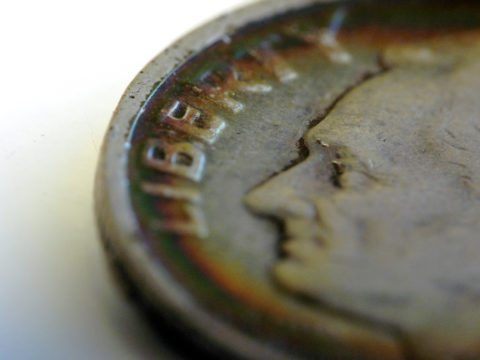 the 1975 Roosevelt Dime is one of the most rare dimes