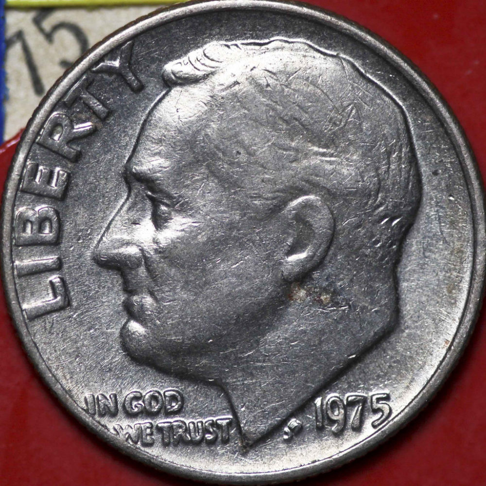 Looking For Rare Dimes Have You Got A 1975 Dime Heres What To