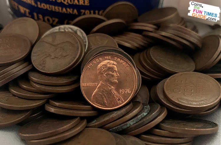 1976 Penny Value Guide: All 1976 Pennies Are Worth Keeping (Some Are Worth As Much As $7,900!)
