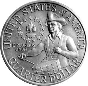 1976 bicentennial quarter value