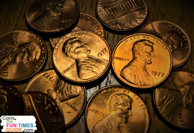 Today's 1977 Penny Value Is As High As $7,000… Find Out How Much Your 1977 Pennies Are Worth!