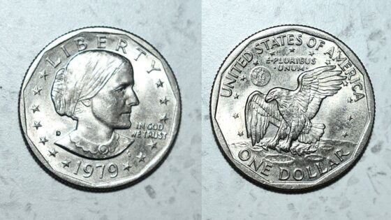 Some 1979 silver dollars are worth hundreds, others are just worth face value. Here's how to tell the difference!