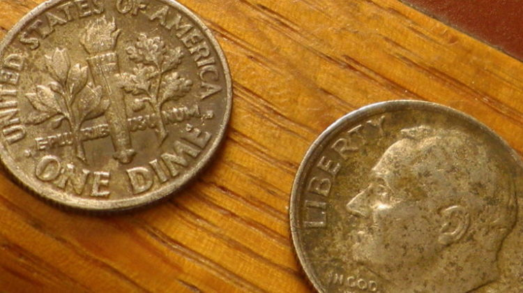 1982 Dime Value: See What A Rare 1982 No Mint Mark Dime Is Worth + The Value Of Other 1982 Dimes (Including Dime Errors!)