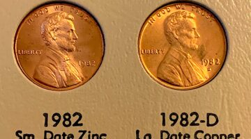 1982 Lincoln Cent