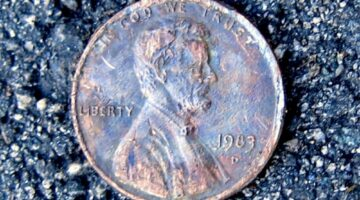Do You Have A 1983-D Penny? If So, Then You Might Have The Rare 1983 Copper Penny Worth $15,000!