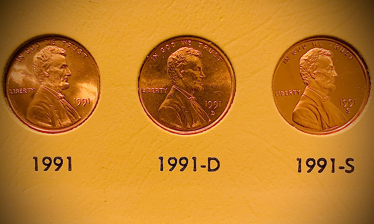 Some 1991 pennies are worth more than face value... up to thousands of dollars! See how much your 1991 penny is worth.