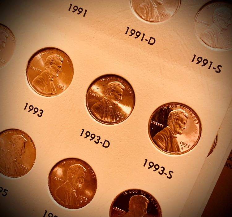 Some 1993 pennies are worth more than face value up to $4,600!  Do you have one???