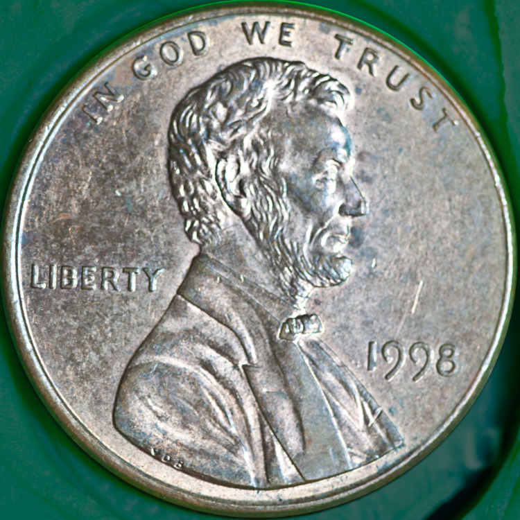 Some 1998 pennies have sold for more than $5,000!