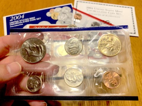 2000-2009 Mint Sets / 2000s US Mint uncirculated coin sets value