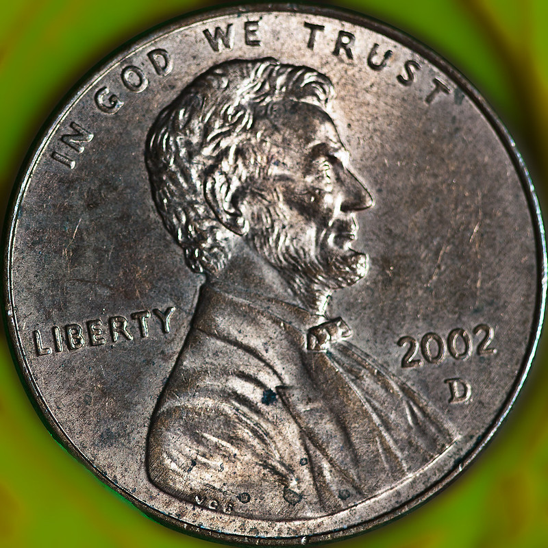Some 2002 pennies are worth more than $6,600!