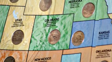 Have A 2006 Colorado Quarter? It Could Be Worth $10 Or More! A List Of Colorado Quarter Errors To Look For + A Colorado Quarter Price Guide