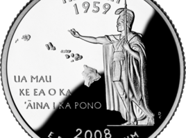 Hawaii State Quarter: Fun Facts & Trivia