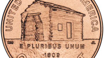 2009 Lincoln Log Cabin Penny: History & Facts About The 1st Lincoln Bicentennial Penny Which Honors His Early Childhood
