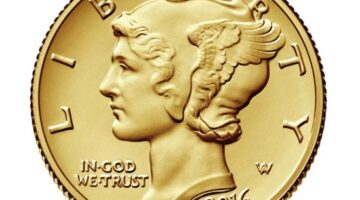 2016 Liberty Centennial Commemorative Gold Coins: A Blast From The Past