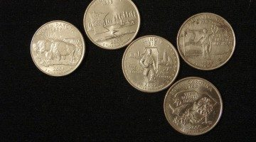 Still Smokin': Coin Collectors Love The 2009 Territorial Quarters & 50 State Quarters