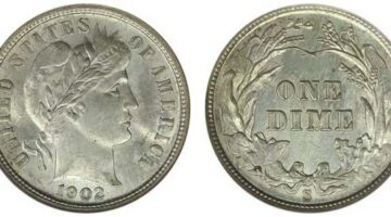 Barber Dime Values: See How Much A Barber Dime From 1892 To 1916 Is Worth (Including The Rare 1894-S Dime)
