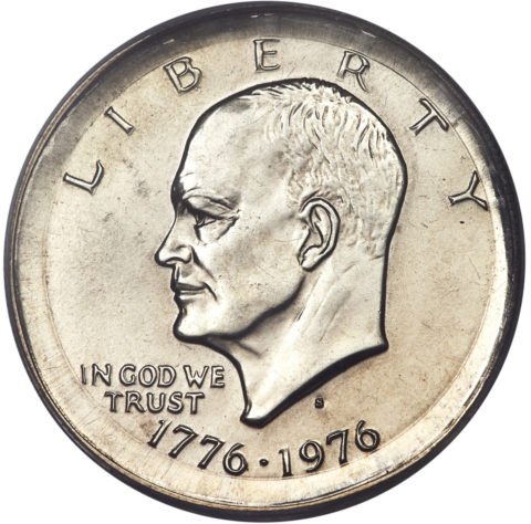 As you can see in this example of a broad struck coin, there is a misshapen rim. See a list of other features that characterize broad strike coins...