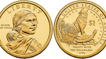 Sacagawea Dollars: Values, Info & Fun Facts About The 'Golden Dollar'