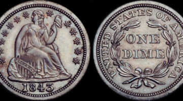 Seated Liberty Dimes: A Collectible That Spans A Half-Century Of United States History