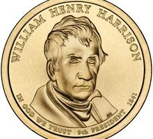 William Henry Harrison Dollar Coin: Little-Known Facts About The 9th Presidential Dollar Coin In The Series & How Much It's Worth