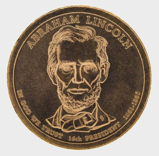 Abraham Lincoln dollar coin value